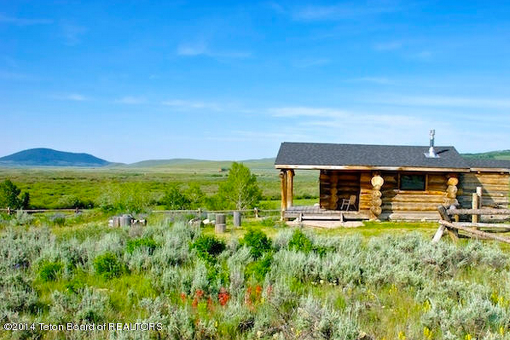 tiny home for sale in Wyoming