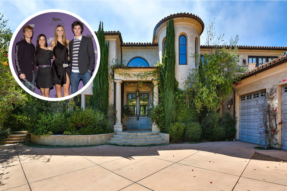California, Here We Come! The OC House is for Sale ...