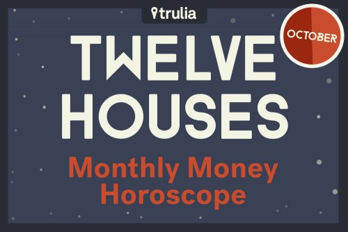 Trulia October Horoscope