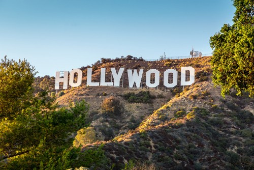 Hollywood CA Sign