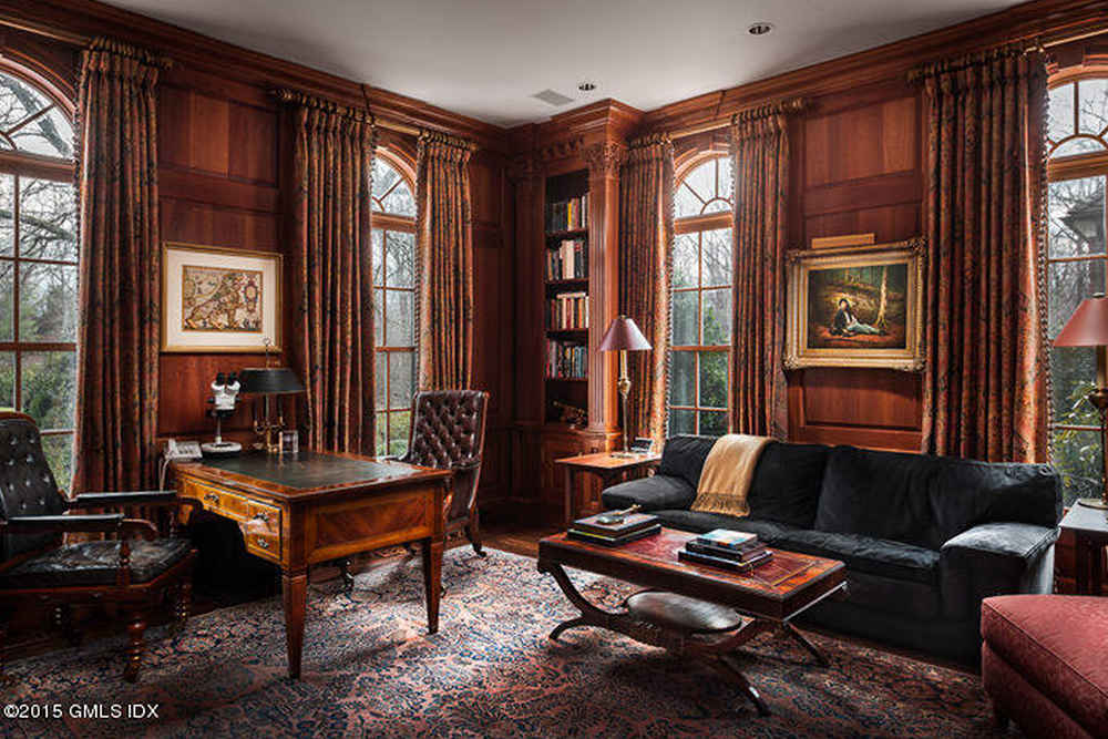 The Fanciest of Greenwich Homes For Sale: Classic Prep ...