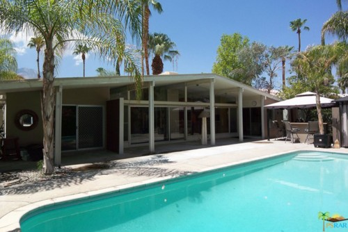 Palm Springs Home for Sale Pool