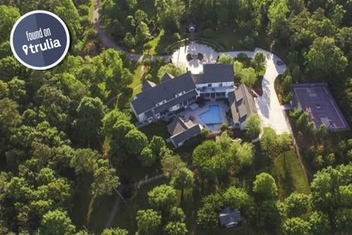 sports mansion