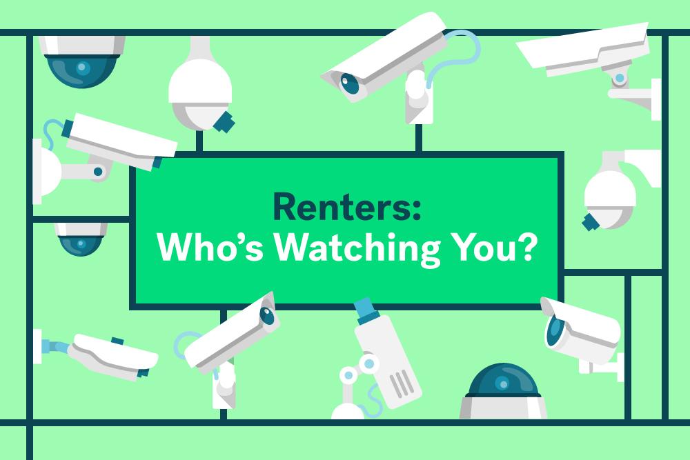 apartment surveillance cameras