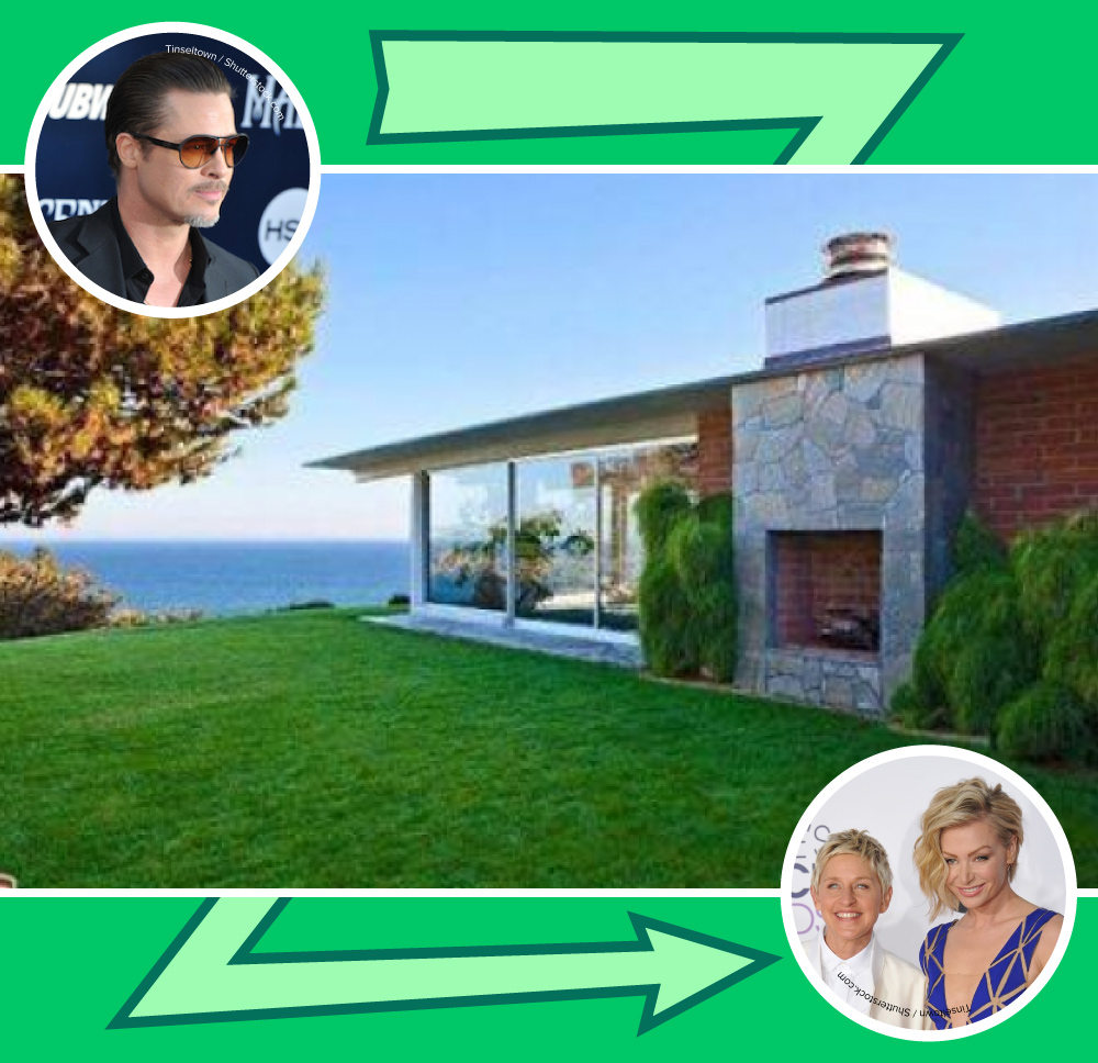 Celebrity House Swap: David Arquette Buys Kate Walsh's Pad ...
