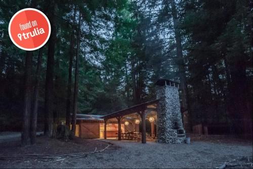 glamping in california cabin