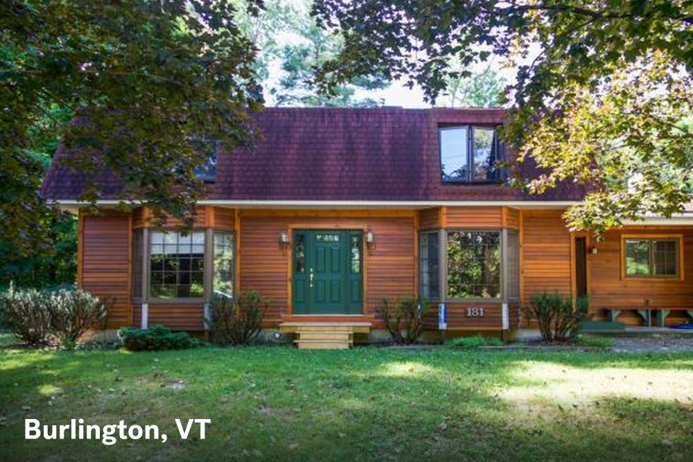 Home for sale in Burlington, VT