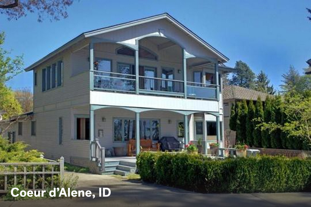 Home for sale in Coeur D Alene, ID