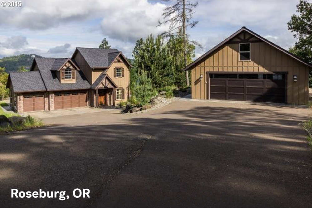 Home for sale in Roseburg, OR