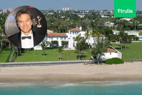 Dr Oz Palm Beach Home