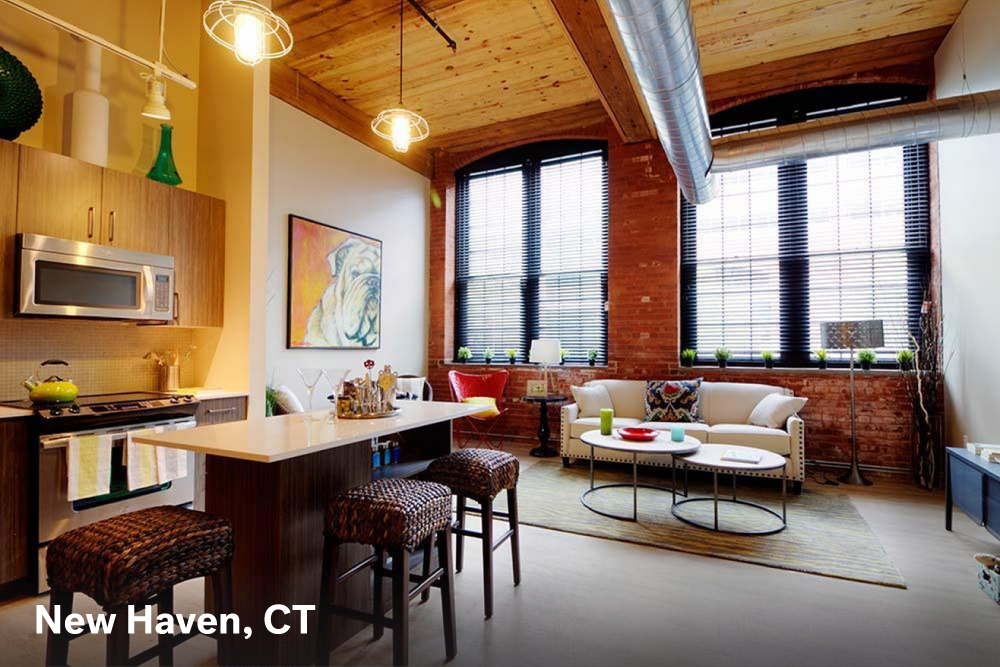 Luxury Apartments In New Haven CT