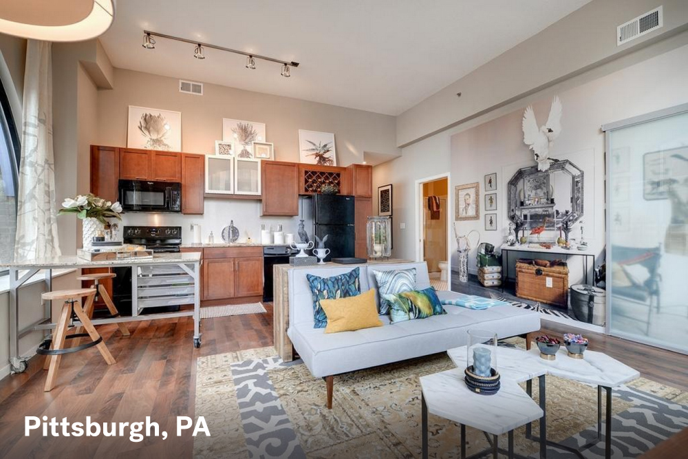 Check Out These Luxe Apartments For The Price Of Boston