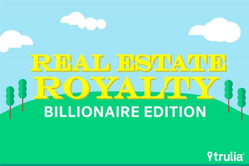 real estate portfolios billionaires