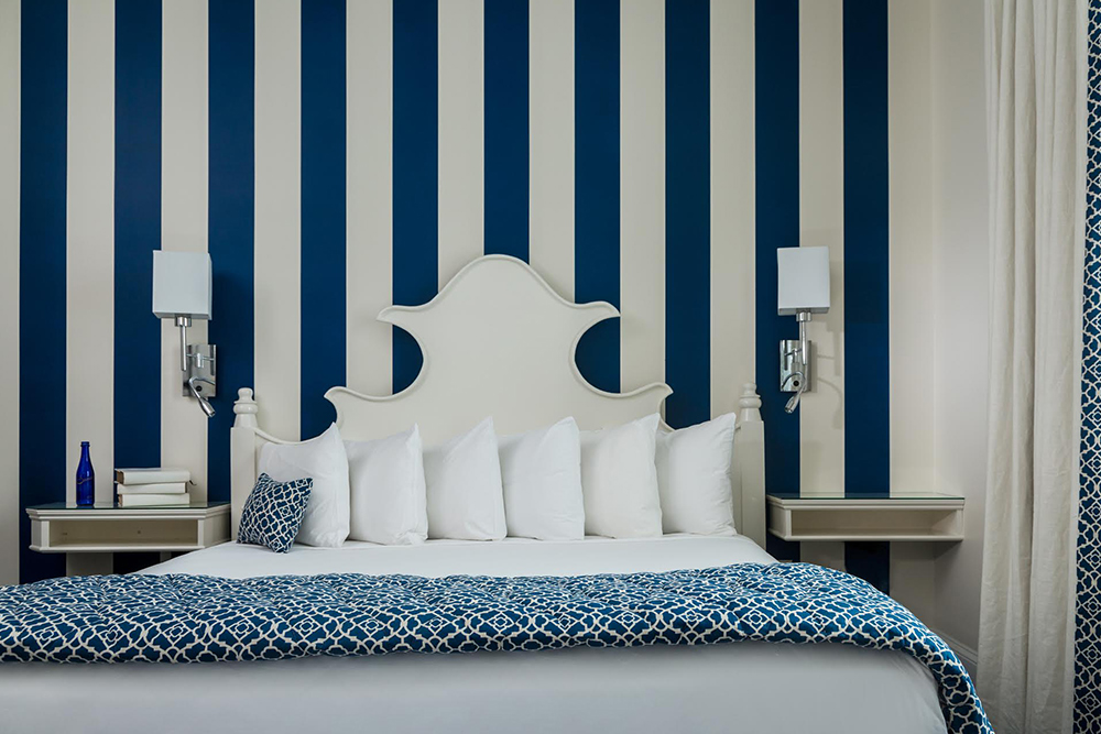 Small spacel living ideas from Saratoga Arms hotel