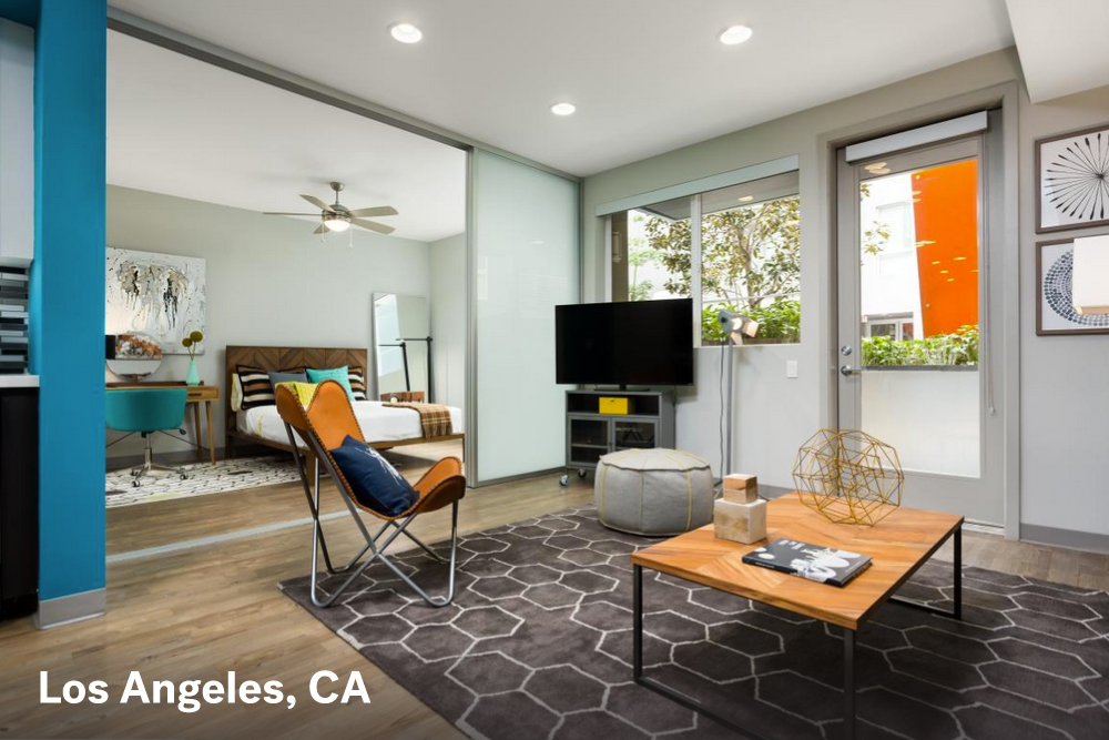 Los Angeles Studio Apartment