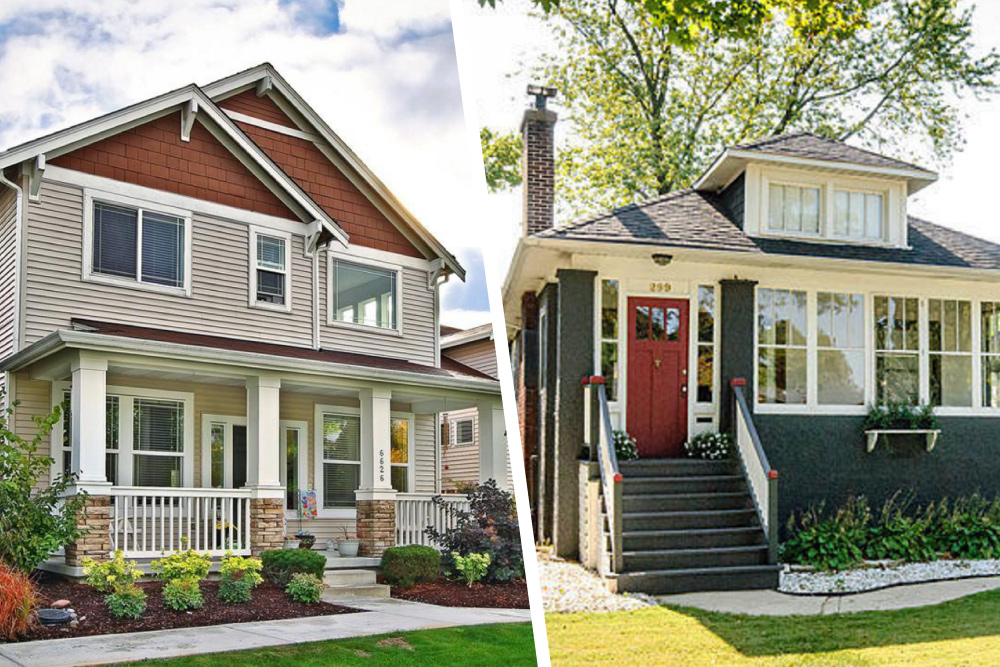 craftsman style homes for sale Would You