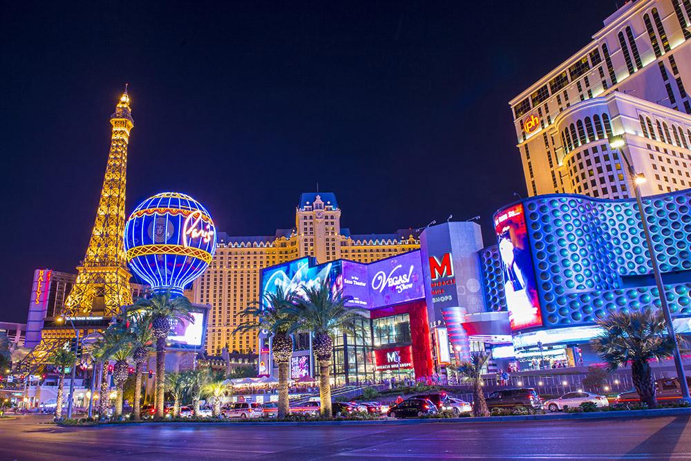 Hot markets to watch Las Vegas