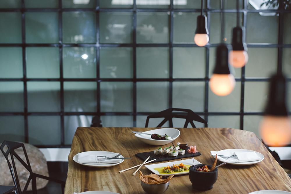 interior lighting in kitchen