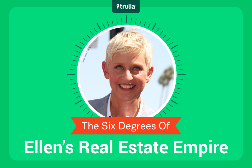 Ellen DeGeneres Real Estate
