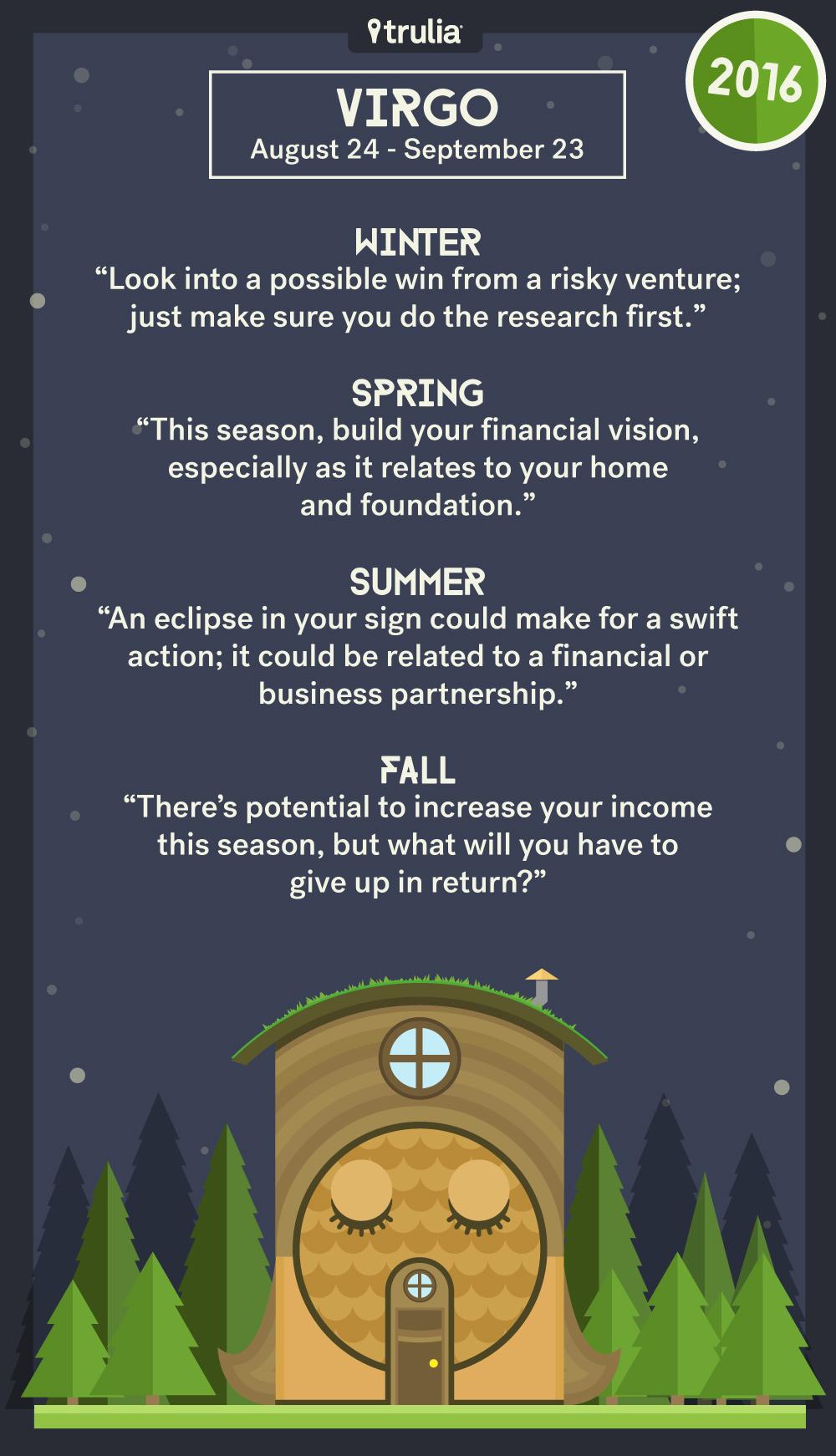 virgo money horoscope this week