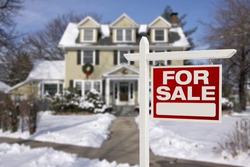 how to sell a house fast in winter