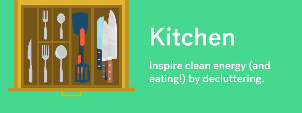 feng shui house hacks kitchen