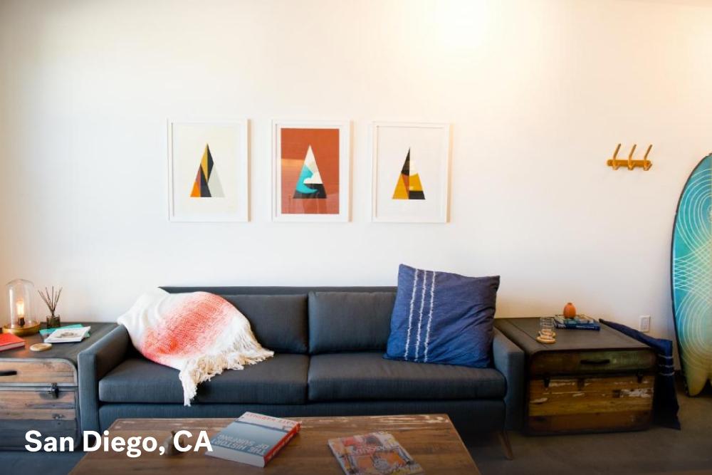 Idea  Apartments San Diego
