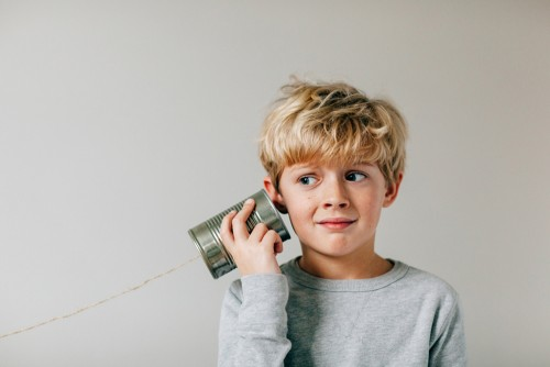 think you don't need a home inspection -boy with can telephone