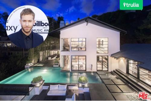 Calvin Harris Los Angeles Real Estate