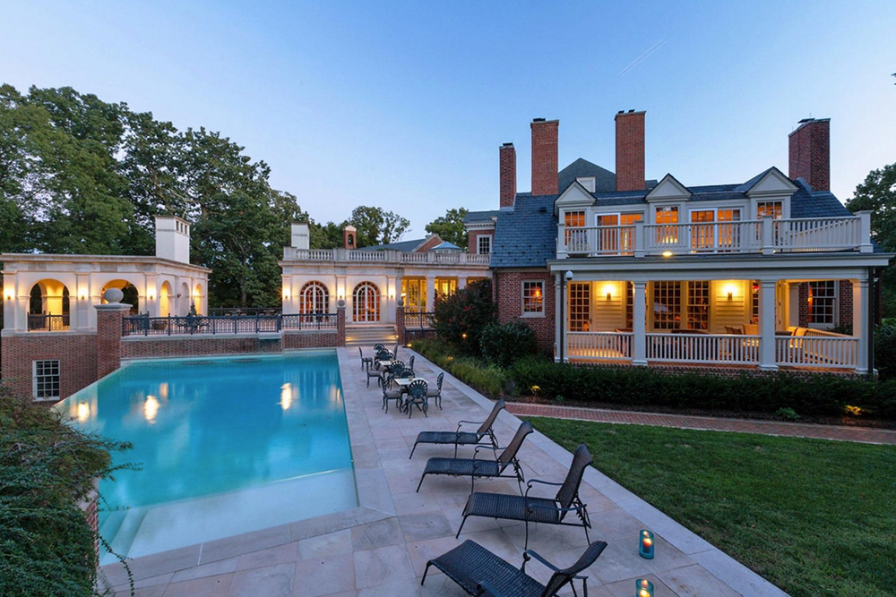 Annapolis Real Estate Home With Pool