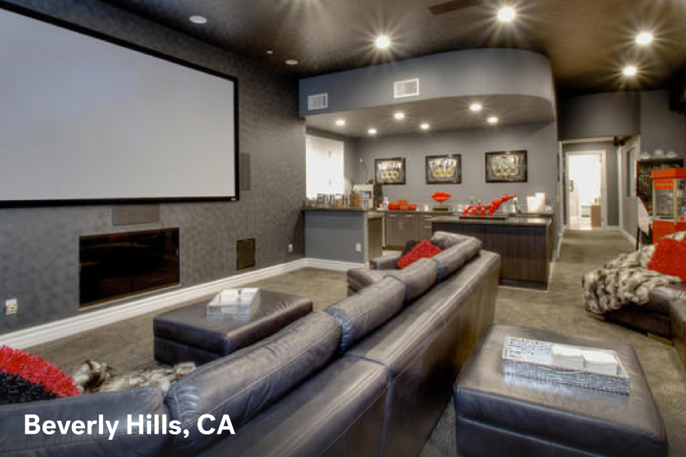 Home for sale in Beverly Hills CA