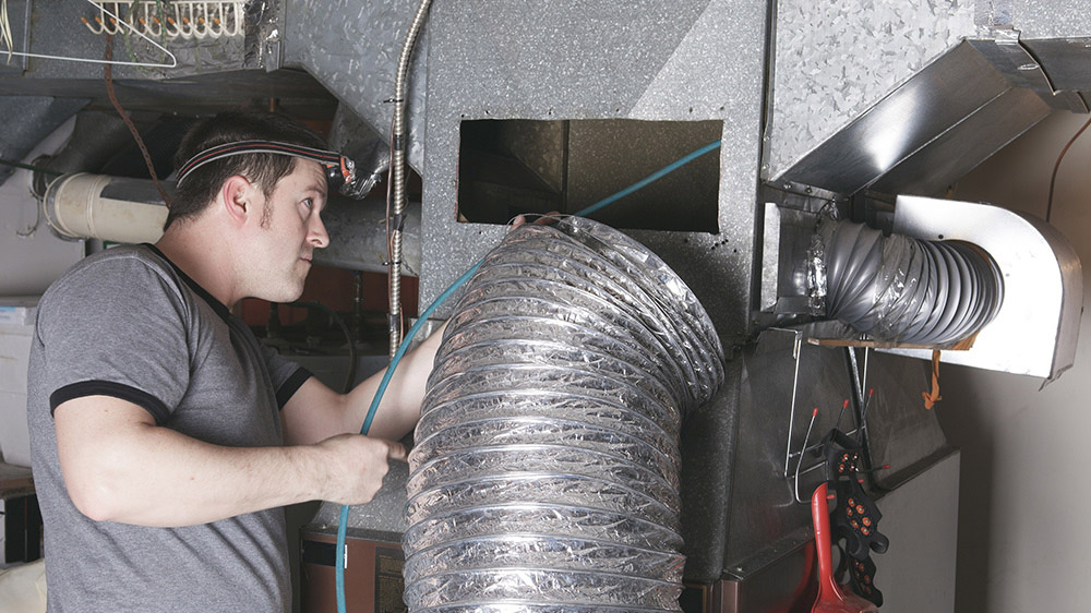 furnace and termite inspection