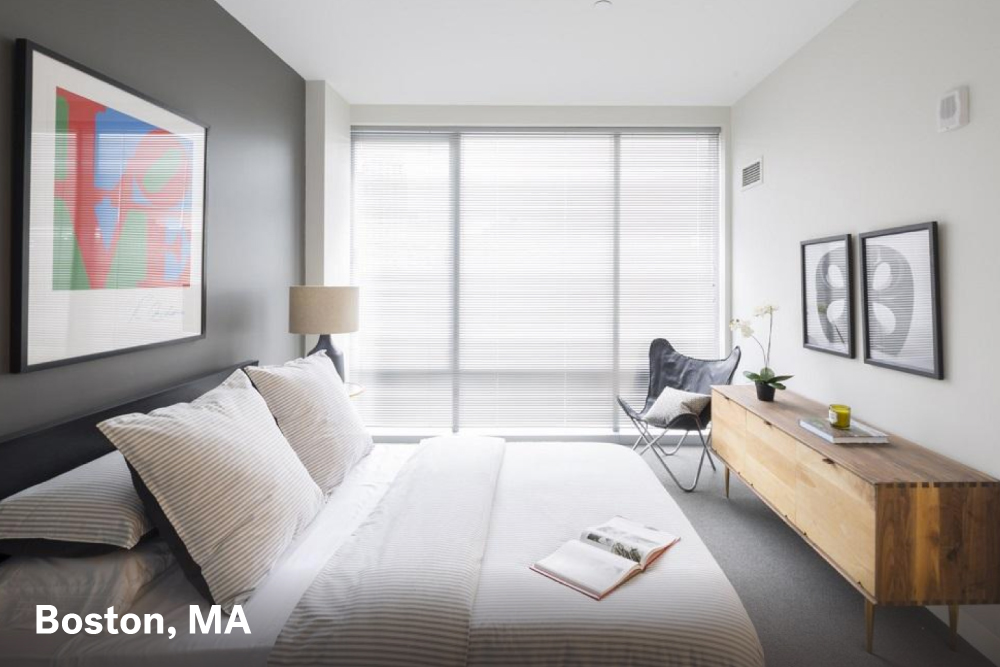 Ink Block Apartments for rent Boston MA