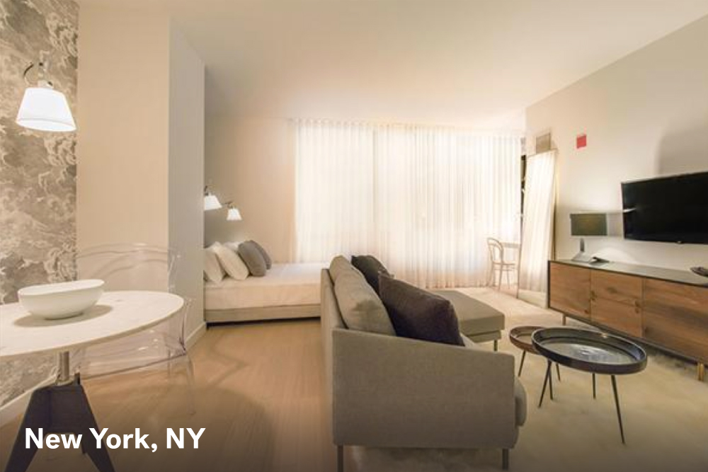 48 Apartment Interiors That Will Inspire Minimalist Living Real Stunning One Bedroom Apartments In Nyc For Rent Minimalist Interior