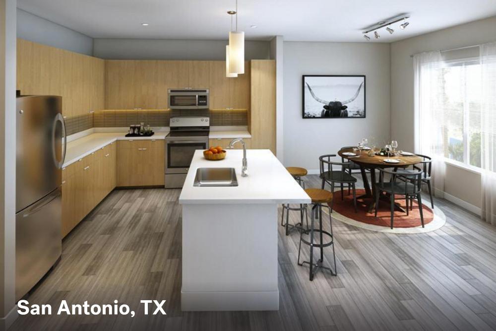 Big Tex River Walk Apartments for rent San Antonio TX