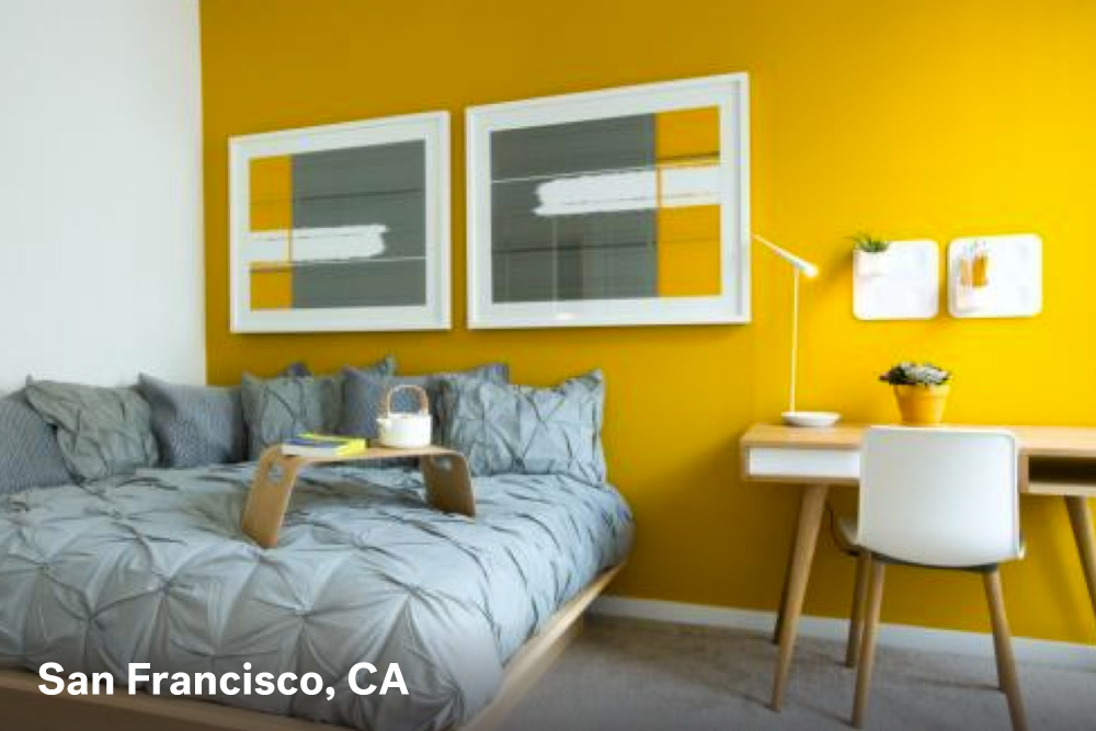 The Mosso Apartment for rent San Francisco