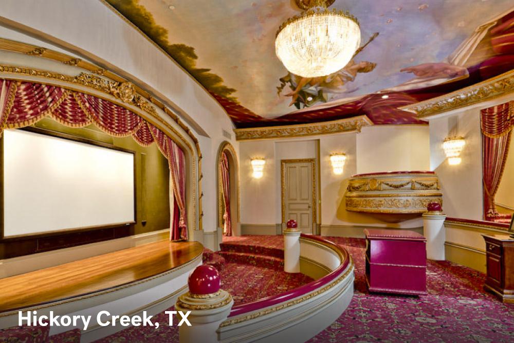 Hickory Creek TX Real Estate