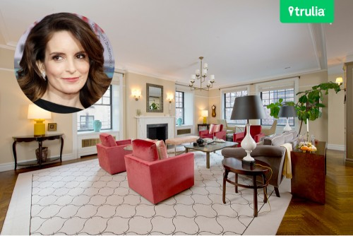 Tina Fey NYC Condo For Sale