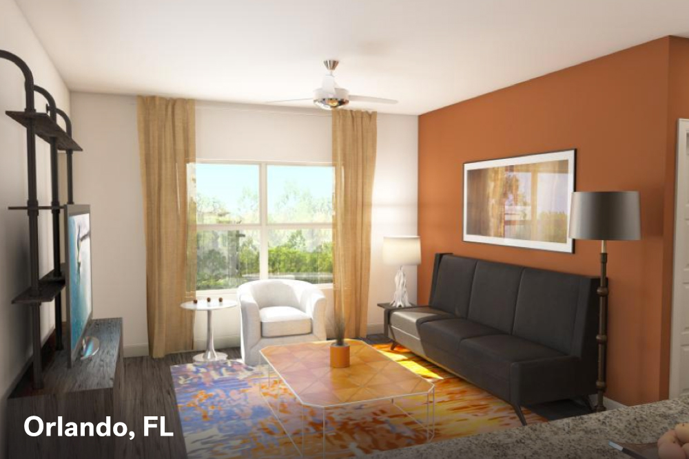City Apartments For Rent In Orlando FL