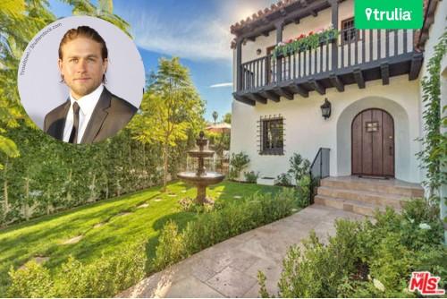 Charlie Hunnam News Los Angeles Real Estate
