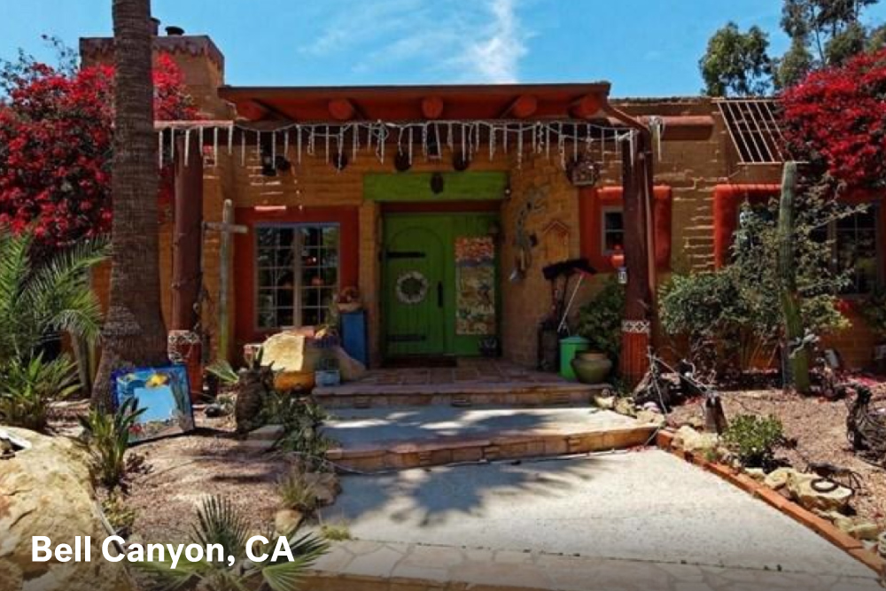 Famous houses for sale in Bell Canyon
