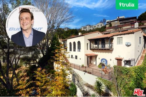 Jason Segel House In Los Angeles