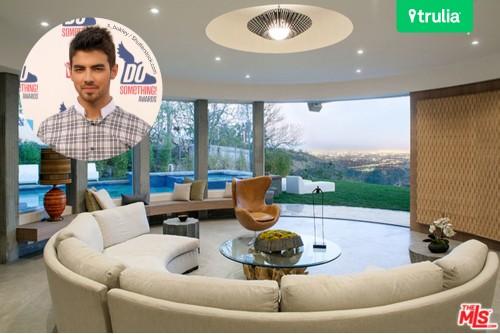 Joe Jonas Los Angeles CA Real Estate