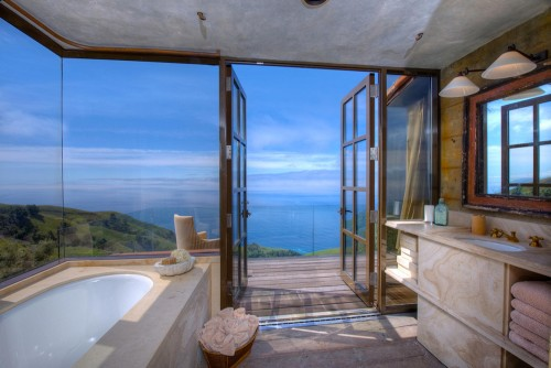 Home Spa Real Estate In Big Sur