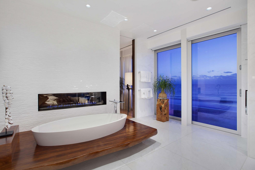 Luxurious Home Spa: 12 Bold Bathtubs Designed To Soak In The View ...