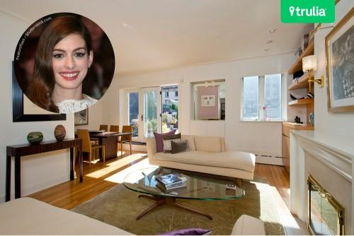 Anne Hathaway New York City Condo