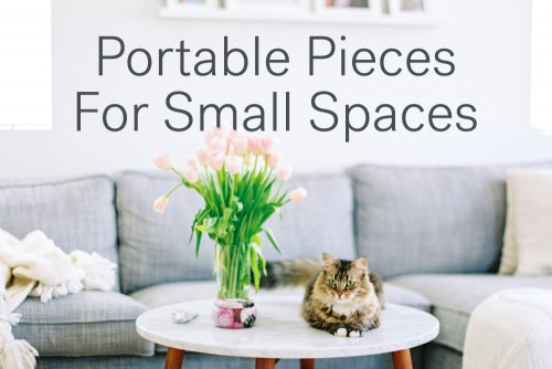 12 pieces of small space furniture for your apartment