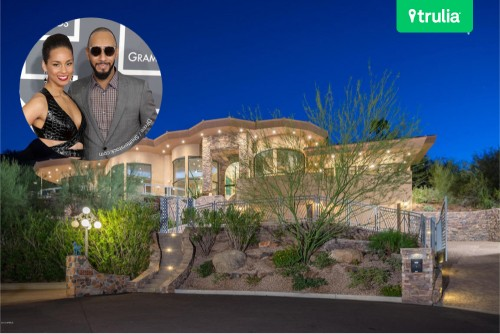 Alicia Keys and Swizz Beatz House For Sale In Phoenix AZ