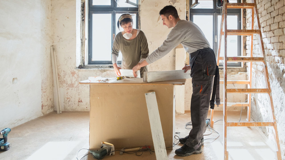 How To Spend Your Tax Refund On Home Improvements