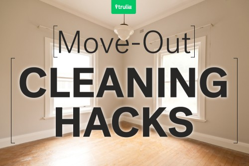 How can I get my security deposit back cleaning hacks